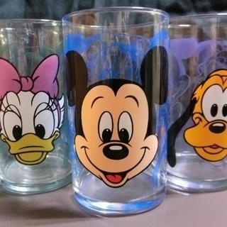 ディズニーコップ 3個組