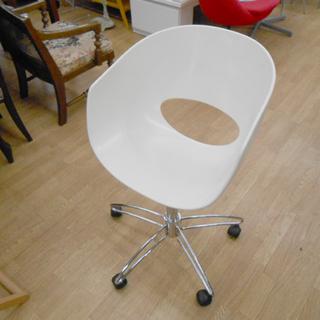 カウンターチェア 昇降付き 白 高さ調整 イス 椅子 いす チェア...