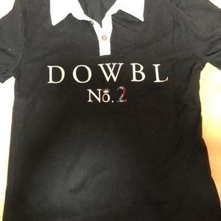 DOWBLのポロシャツ