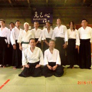 大東流合気柔術【興武会】伝統武術や護身術を学びたい新規会員募集!