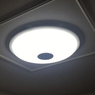 シーリング人感センサー付ライトLED2個セット