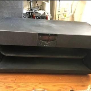 スピーカー付きテレビ台