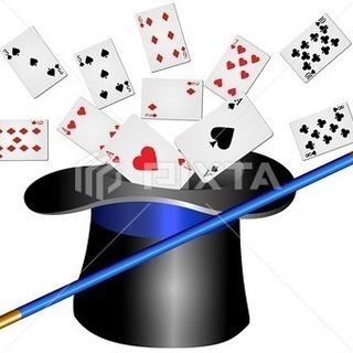カードマジック講座(4月) スポットライトにあたりたいですか?