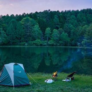 キャンプしませんか?