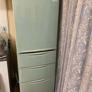 357L ファミリーサイズの冷蔵庫 あげちゃいます!!