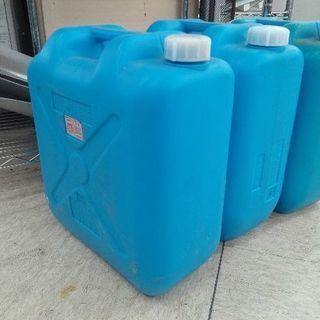 灯油用 ポリタンク 18L 灯油容器 西宮の沢
