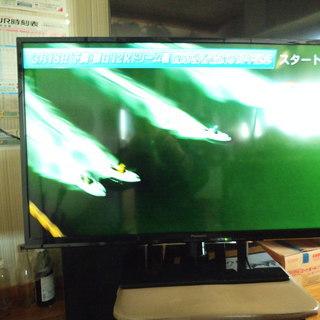パナソニックテレビ 39インチ LED 地上・BS・110度CS...
