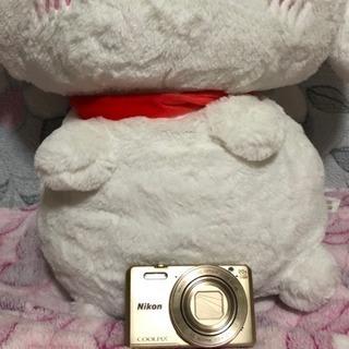 Nikon デジカメ(*^_^*)