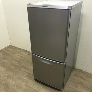 ☆030992 パナソニック2ドア冷蔵庫 138L 13年製☆