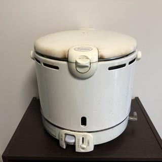 ★Paloma パロマ★ガス炊飯器★プロパンガス用(LPガス用)...