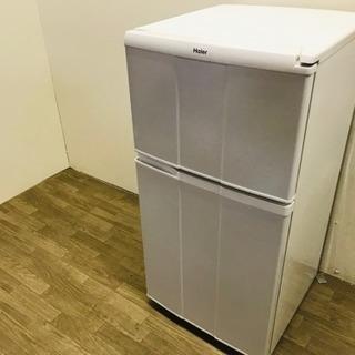 ☆030990 ハイアール 2ドア冷蔵庫 98L 11年製☆