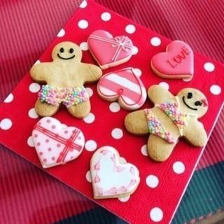 アイシングクッキー教室🍪ランチ付き🥐🍓