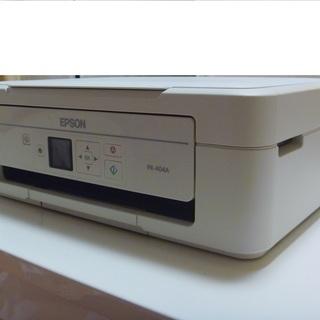 エプソン PX-404A  WH プリンター複合機 絶好調!