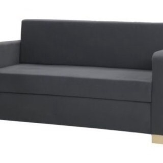 IKEA、ソファベッド、二人掛け