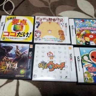 3DSソフト DSソフト 任天堂 ゲームソフト色々
