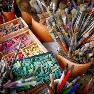 ★「一緒に創るはじめてギャラリー」art-smileで個展を開催...