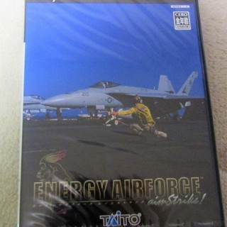 ☆PS2/ENERGY AIRFORCE aimStrike! ...