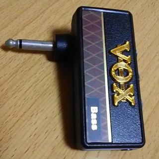 vox amplug bass アンプラグ ベースやギター用ミニアンプ