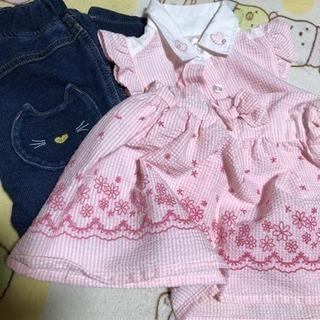 子供服・女児100〜110cm