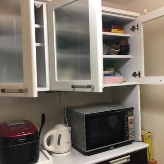 値下げしました! 食器棚 カップボード ノダ工芸