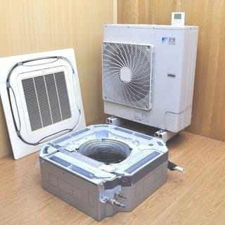 美容室店舗エアコンの修理・工事・温度湿度管理制御致します。