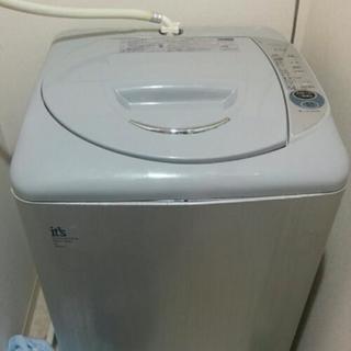 洗濯機あげます