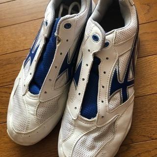 運動靴28センチ