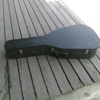 中古 ヤマハ ギター ケースのみ ハードケース 収納