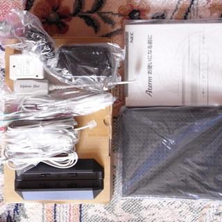 ADSLモデム NEC Aterm WD606CV (おまけ付き)