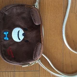 スマホケースを兼ねた可愛いバッグ