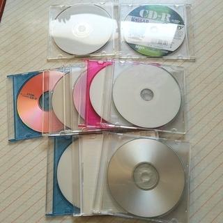 CD-R・DVD-R 10枚セット