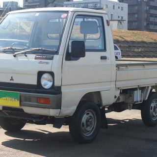 昭和最後の軽トラ ミニキャブ4WD 車検付き