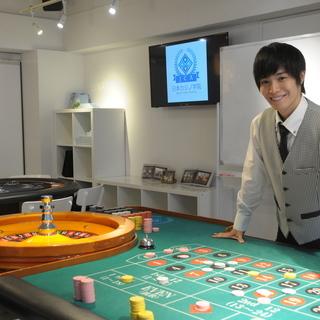 【日本カジノ学院 福岡校】4月オープンスクールのお知らせ