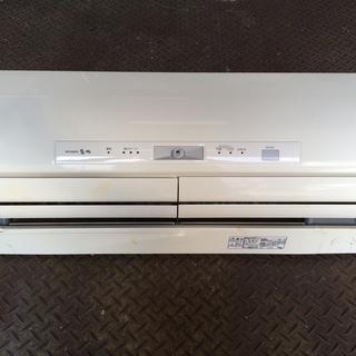 【三菱/ルームエアコン/2007年製/MSZ-SW287-W】