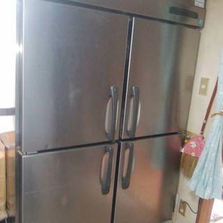 5万円に大幅値下げしました!業務用冷蔵庫 W1200×D650×H...