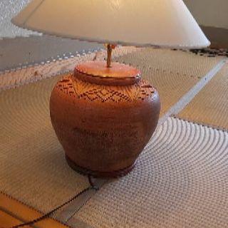 アンティークなランプ