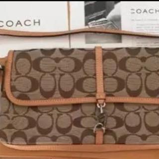 d63786eb0f97 ... コーチ 【大幅値下げ】COACHのショルダーバッグ
