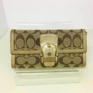【大幅値下げ】COACHの長財布