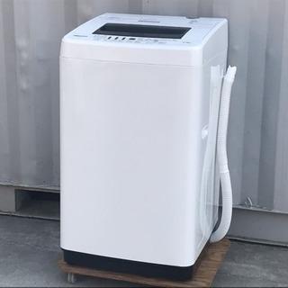 美品!ハイセンス 洗濯機◇4.5kg◇風乾燥◇2016年製◇ステ...