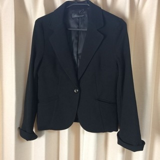 ジャケット ブラック size:M