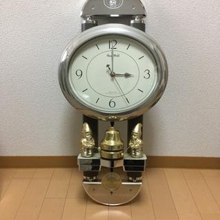 リズム時計工業の掛け時計