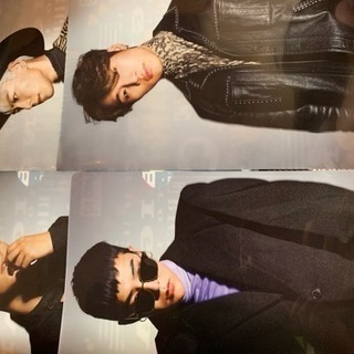 BIGBANG クリアファイル