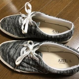 【値下げ】AZUL by mousy のスニーカー売ります。