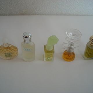 香水 5種類 単品販売