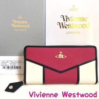 ヴィヴィアンウエストウッド 財布 正規品 新品 レディース ピン...