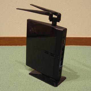 無線LANルータ Logitec LAN-WH300N/DR
