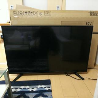 49型HDR対応ジャンクテレビ(保証書付き)