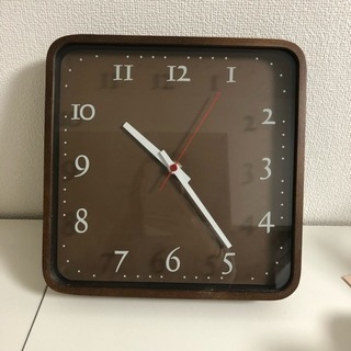 壁掛け時計
