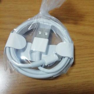 iPhoneライティングケーブル