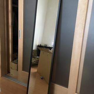 IKEA 全身鏡 姿見 美品だと思います お引き取りくださる方に...